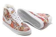 Зимние женские кроссовки Nike Blazer N-30452-86