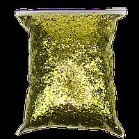 Конфетти мишура, золото, 0,5 кг