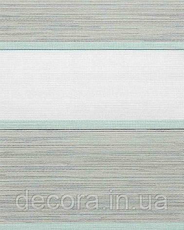 Рулонні штори день-ніч Зебра бенді, фото 2