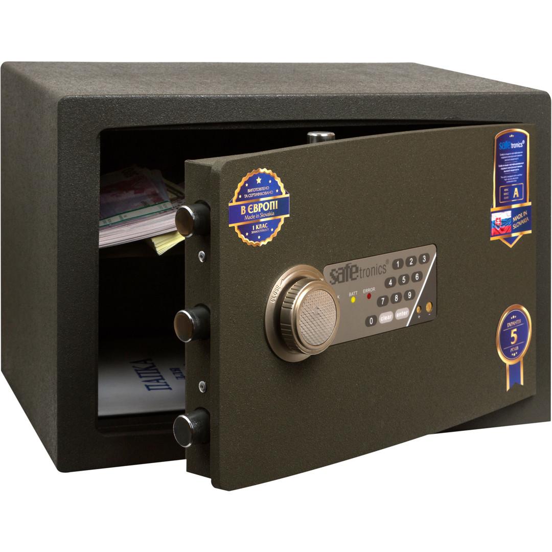 Взломостойкий сейф Safetronics NTR 24E