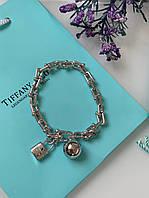 Стильний браслет ланцюг Тіффані Tiffany