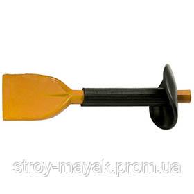Зубило 210 х 60 мм, с протектором, SPARTA