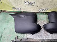 Бампер задній для Fiat Doblo 2003, фото 1