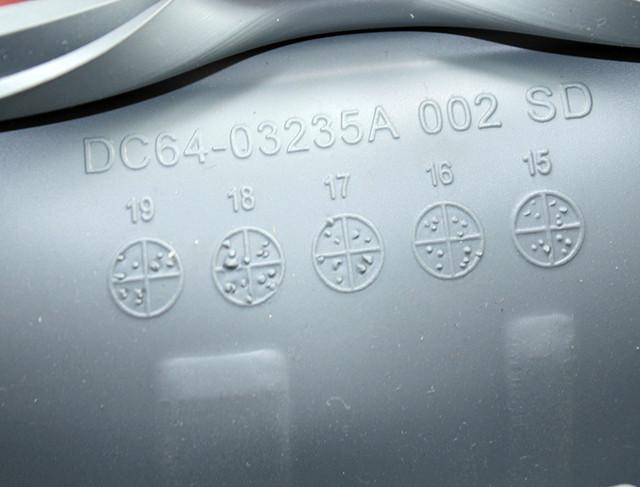 Манжета люка пральної машини samsung DC64-03235A