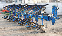 Плуг оборотний 5 корпусний Rabe Werk Supertaube 160