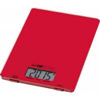 Ваги кухонні Clatronic KW 3626 (червоні)