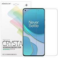 Захисна плівка Nillkin Crystal для OnePlus 8T