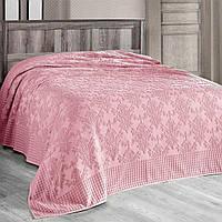 Махровая простынь Arya Sitare AR-TR1003901-pink 160х220 см розовая