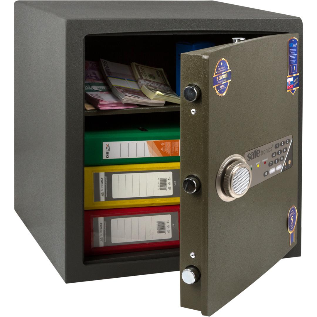 Взломостойкий сейф Safetronics NTR 39E