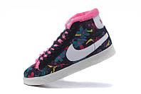Зимние женские кроссовки Nike Blazer  N-30452-90