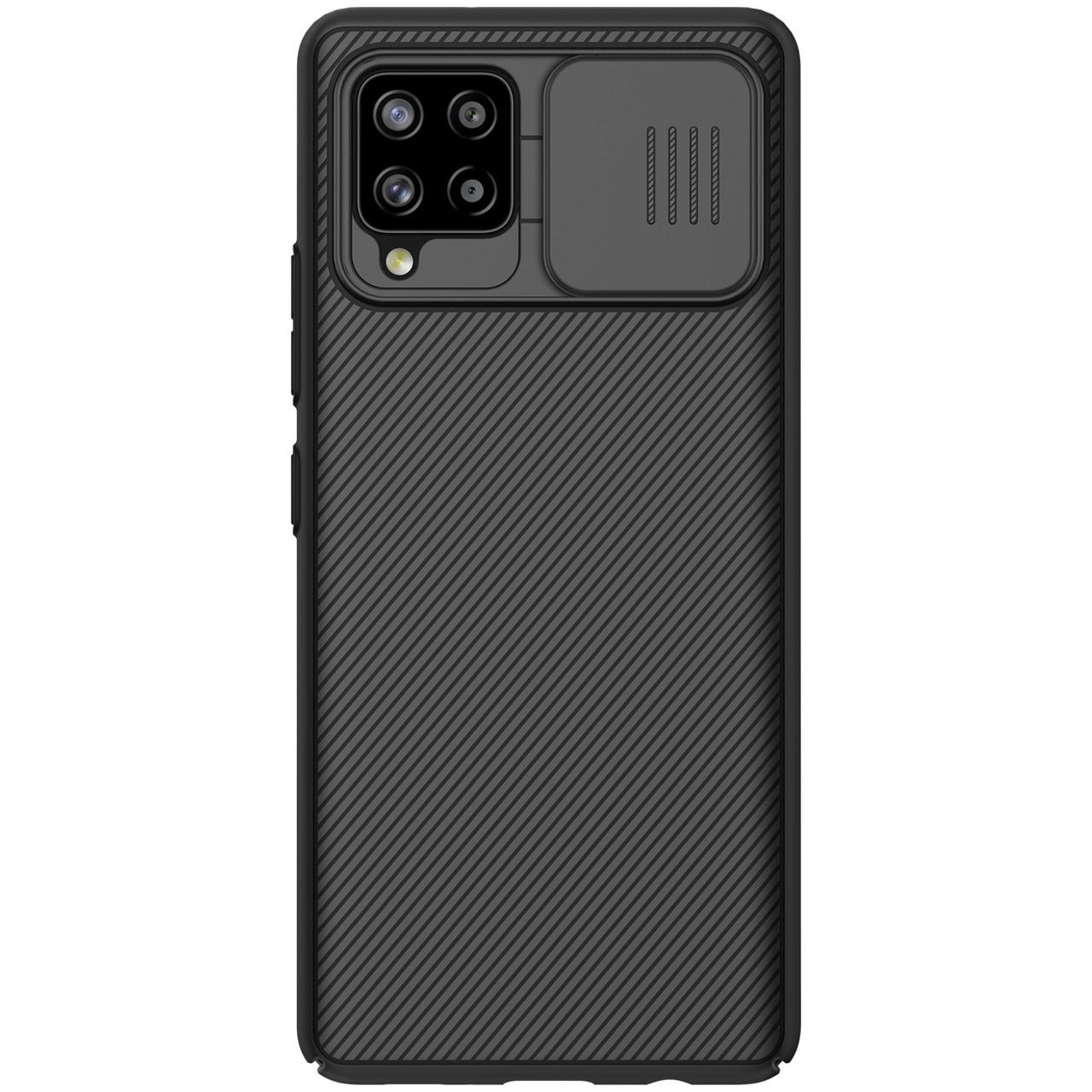 Захисний чохол Nillkin для Samsung Galaxy A42 5G (CamShield Case) з захистом камери