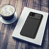 Захисний чохол Nillkin для Samsung Galaxy A42 5G (CamShield Case) з захистом камери, фото 7