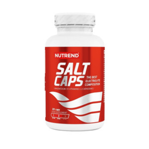 Спортивное питание Nutrend Salt caps