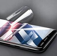 Гидрогелевая пленка для Nokia 3.1 (противоударная бронированная пленка) Матовая