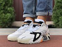 Кросівки чоловічі в стилі Adidas Streetball  білі