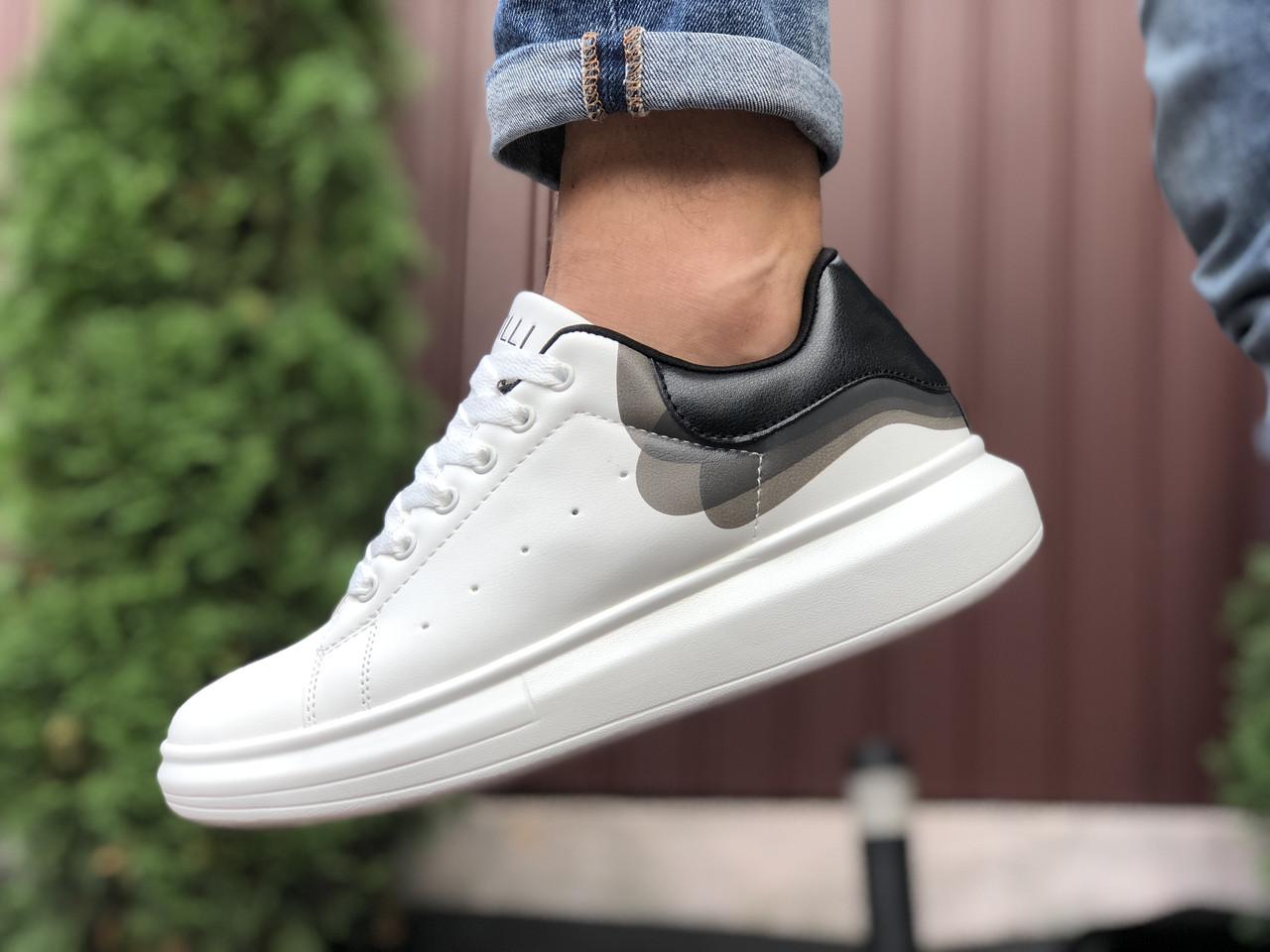 Кросівки чоловічі в стилі Still  білі