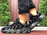 Кросівки чоловічі в стилі Stilli чорні, фото 1