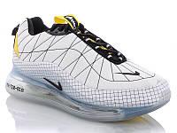 Кросівки чоловічі в стилі  Nike Air Max 720 білі термо, фото 1