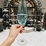 Келих для шампанського Blush blue, фото 4