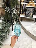 Келих для шампанського Blush blue, фото 5