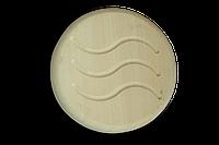 Заглушка Tesli вентиляционная d 100 липа для бани и сауны