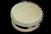 Вентиляційна Заглушка Greus Ø100 мм липа для лазні та сауни, фото 2