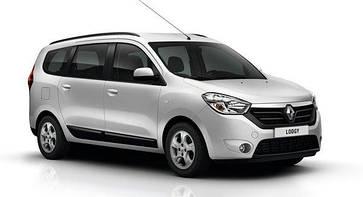 Фонари задние для Renault Dokker/Lodgy 2012-