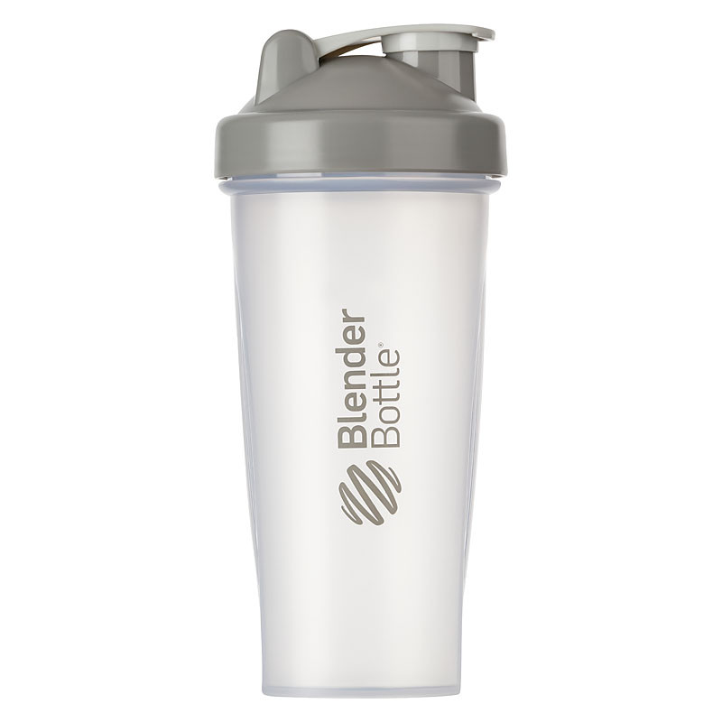 Шейкер спортивний BlenderBottle Classic 820ml Clear/Grey