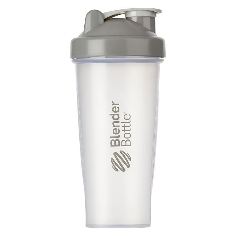 Шейкер спортивный BlenderBottle Classic 820ml Clear/Grey