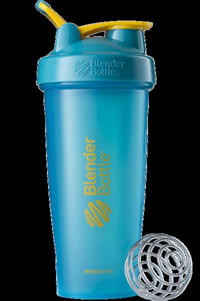 Спортивний шейкер BlenderBottle Classic Loop 820ml Special Edition Malibu (ORIGINAL)