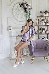 Комплект халат и пижама New Moon