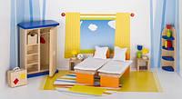 Набор для кукол goki Мебель для спальни 51745G (JN6351745G)