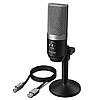 Cтудийный конденсаторный микрофон FIFINE K670 BLACK