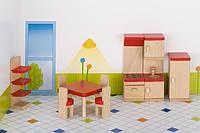 Набор для кукол goki Мебель для кухни 51718G (JN6351718G)