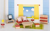 Набор для кукол goki Мебель для прихожей 51716G (JN6351716G)