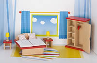 Набор для кукол goki Мебель для спальни 51715G (JN6351715G)
