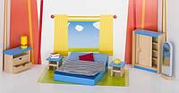 Набор для кукол goki Мебель для спальни 51906G (JN6351906G)