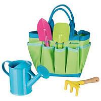 Игровой набор goki Садовые инструменты в сумке 63892G (JN6363892G)