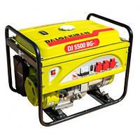 Однофазный бензиновый генератор DALGAKIRAN DJ 5500 BG