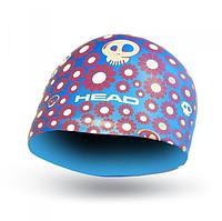 Шапочка для плавания силиконовая Head Silicone Sketch