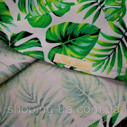 Детская водолазка - гольф тропические листья Five Stars KD0419-98р, фото 2