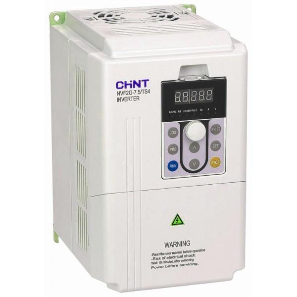 Преобразователь частоты NVF2G-75/TS4, 75кВт, 380В 3Ф, общий тип, Chint