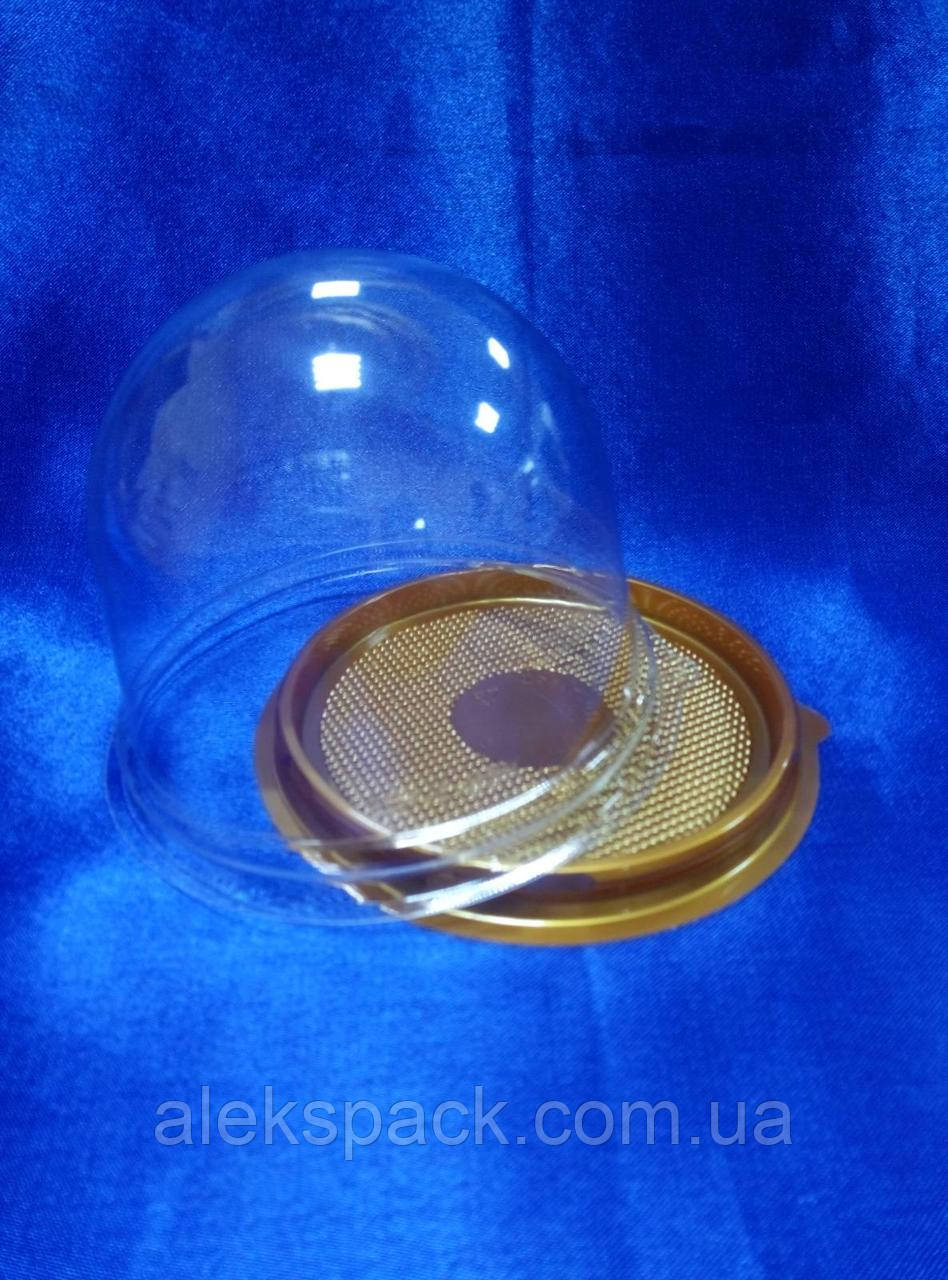 Упаковка для желе, десертів 4414 ПЕТ/1000 шт.