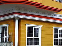 Декоративные элементы фасада, интерьера