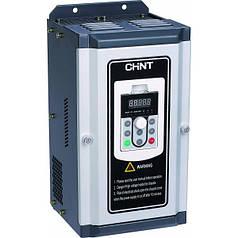 Преобразователь частоты NVF2G-22/PS4, 22кВт, 380В 3Ф, для вентиляции и насосов, Chint