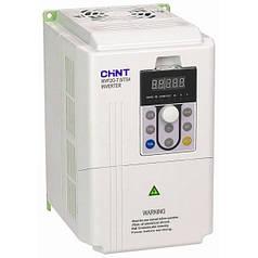 Преобразователь частоты NVF2G-160/PS4, 160кВт, 380В 3Ф, для вентиляции и насосов, Chint