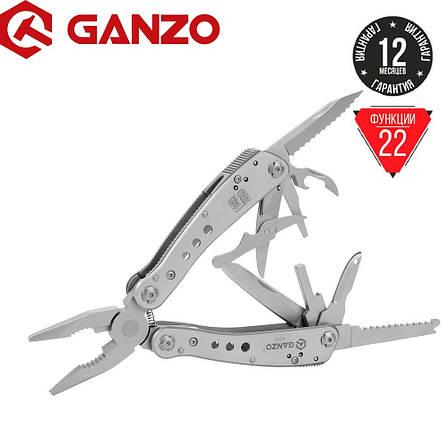Мультитул Ganzo Multi Tool G201, фото 2