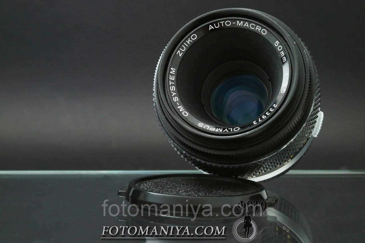 Olympus OM Zuiko macro 50mm f3.5