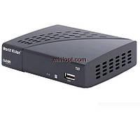 Цифровой эфирный DVB-T2 приемник World Vision T37