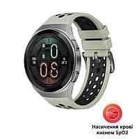 Смарт-часы Huawei Watch GT 2e Mint Green Hector-B19C SpO2 (55025275)